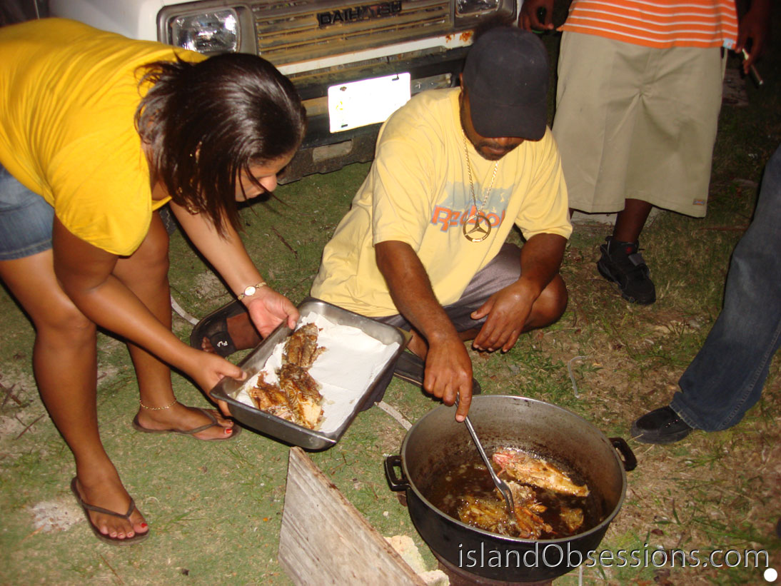 Anguilla Fish Fry